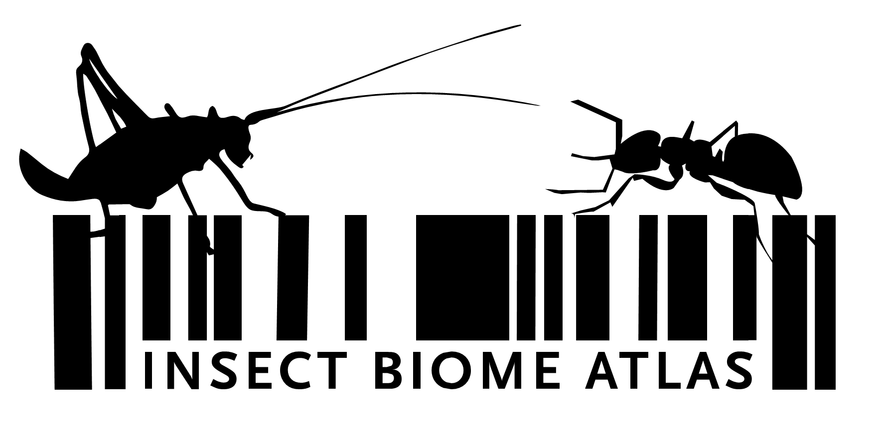 Insect Biome Atlas project logo.
